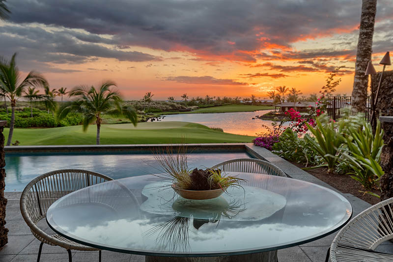 Luxury Vacation Home Photography
